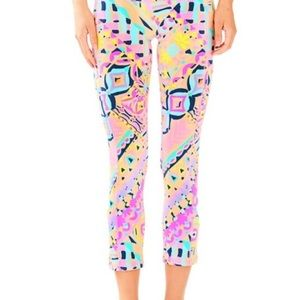 Lilly Pulitzer luxletic leggings XS